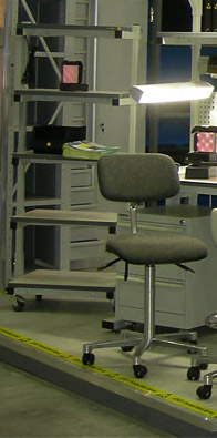 Промышленная мебель и антистатическое оборудование